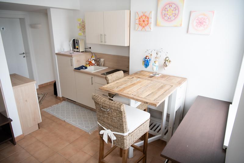 Seminarraum Küche